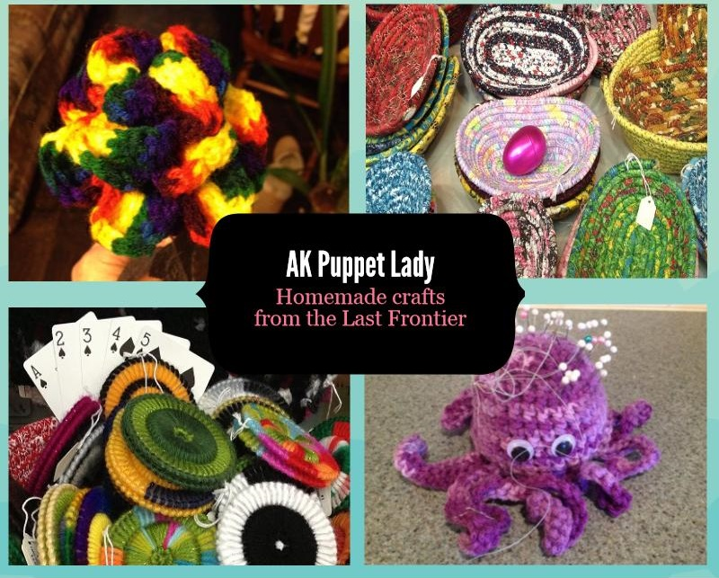 AK Puppet Lady Logo